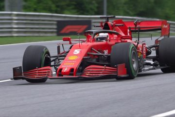 Ferrari FP1 FP2