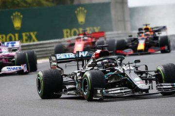 Pneumatici F1