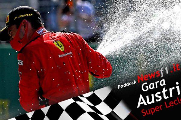 Video sintesi GP Austria