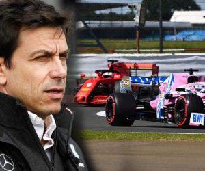 Racing Point ricorso Ferrari e Mclaren