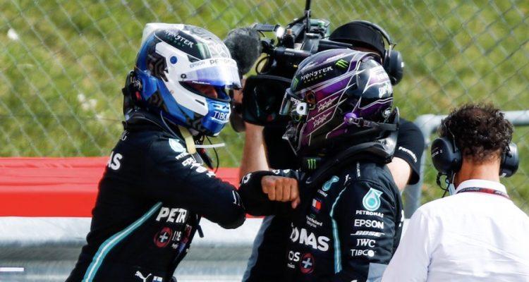 Bottas Hamilton Verstappen
