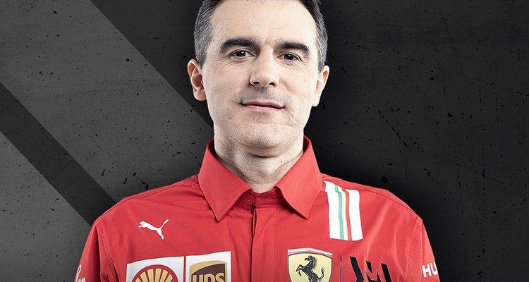 Enrico Gualtieri Ferrari