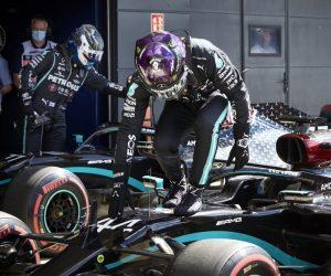 Hamilton Bottas Verstappen