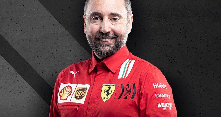 Cardile Ferrari