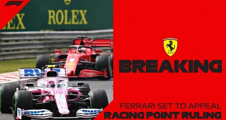 Ferrari ricorso