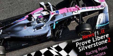 Silverstone Prove libere Video