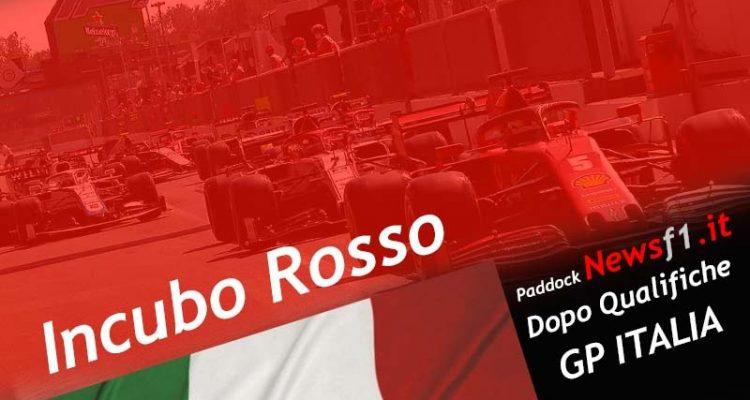 Qualifiche Monza