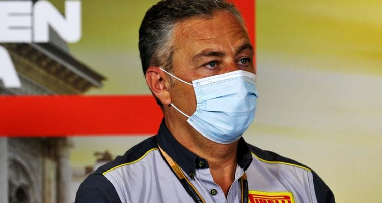 Pirelli Mario Isola