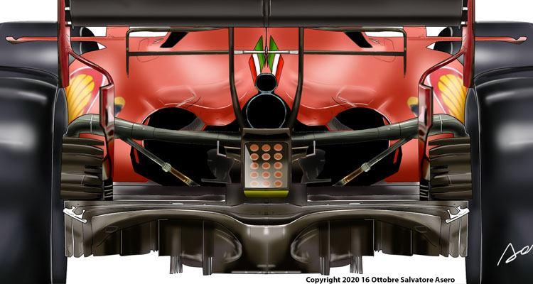 F1 - Novità fondo Ferrari, si prova per il 2021