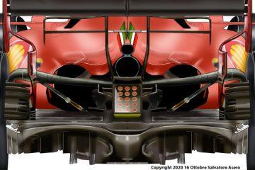 Ferrari 2021 diffussore