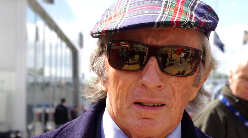 Jackie Stewart Vettel