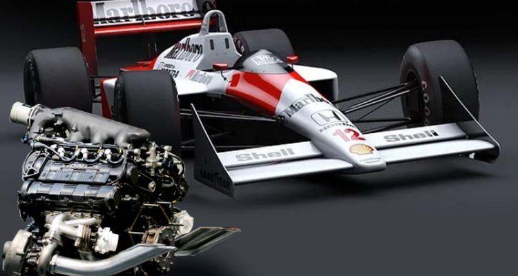 Power Unit Honda Formula 1