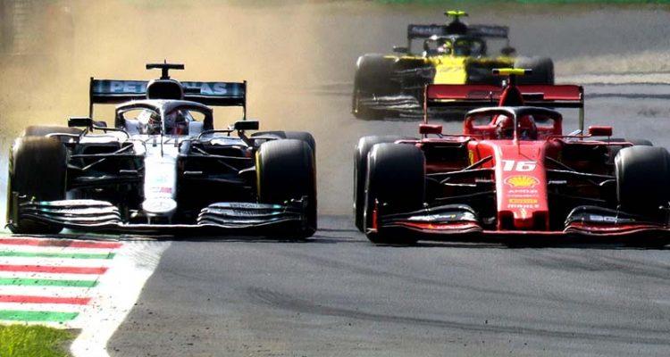 Leclerc Hamilton Schumacher