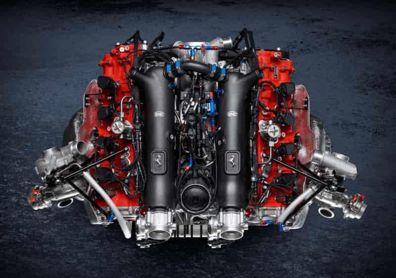 Ferrari 488 GT Modificata
