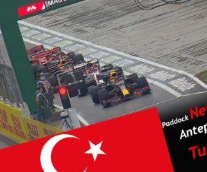 Qualifiche GP Turchia