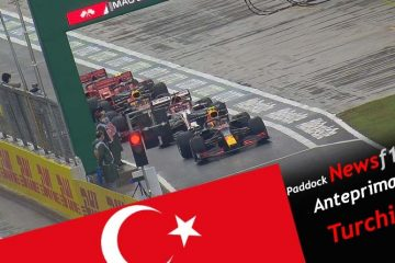 Qualifiche GP Turchia