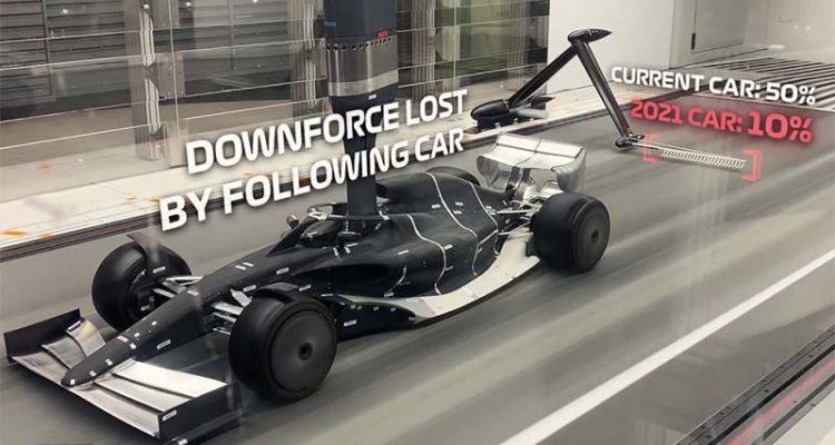 F1 Galleria del vento