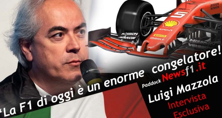 Formula 1 Mazzola video