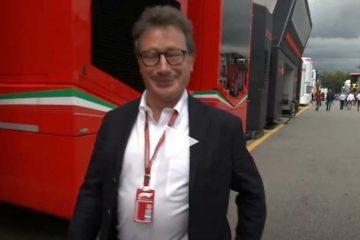 Ferrari F1 Camilleri