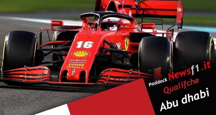 Qualifiche GP Abu Dhabi