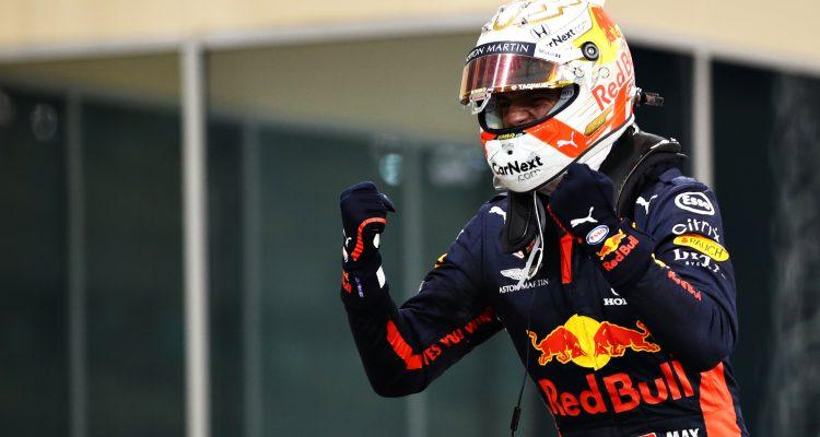 f1 Verstappen
