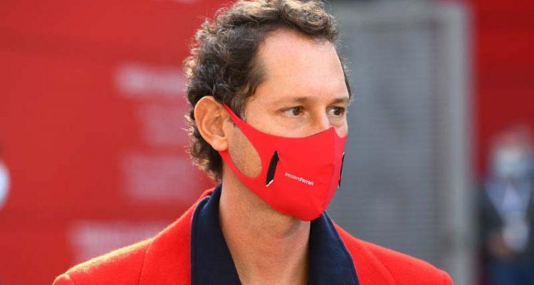 Elkan F1 Ferrari