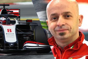 Resta Mick Schumacher Ferrari