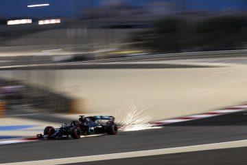 Russell Verstappen Bottas Ferrari