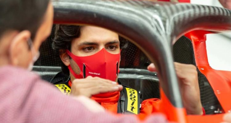Sainz Video