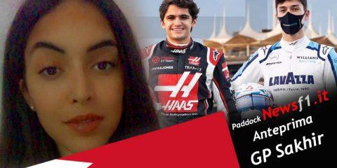 Video Formula 1 Sakhir