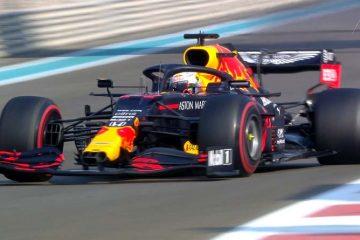 Verstappen Abu Dhabi