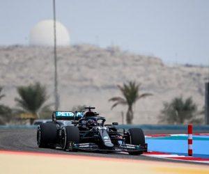 Bahrain test