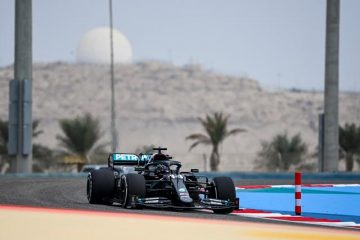Bahrain test