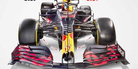 Redbull F1 2021