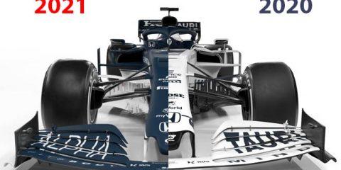 F1 2021 Alpha Tauri