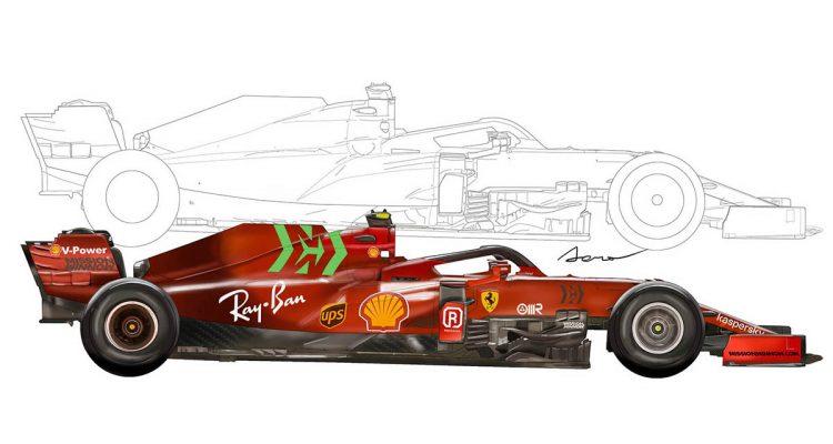 Ferrari F1 2021