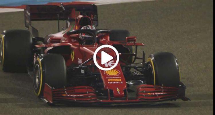GP Bahrain video