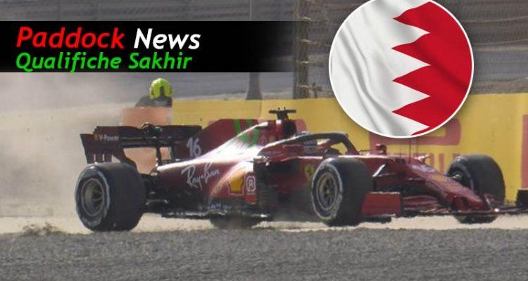 Qualifiche GP Bahrein