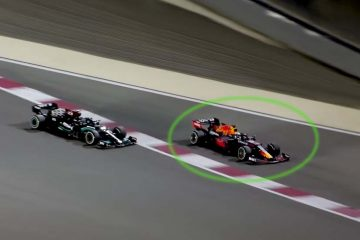 Hamilton Versappen Bahrain