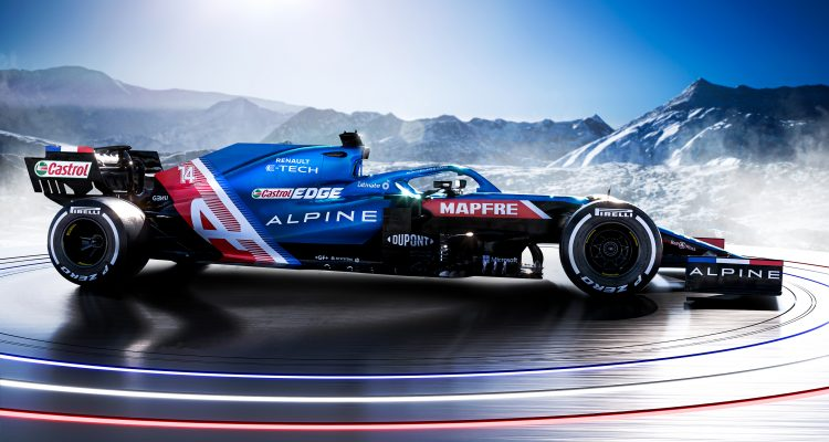 Alpine Team A521