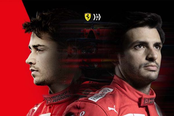 Ferrari F1 Piloti