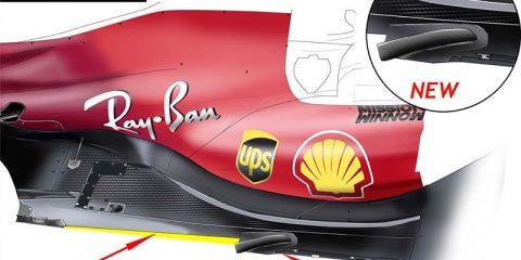 Ferrari Imola nuovo Fondo