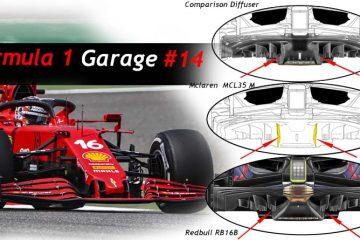 Formula 1 Garage