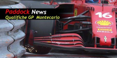 Qualifiche GP Monaco