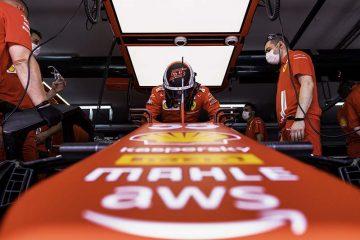 F1 GP Francia Ferrari
