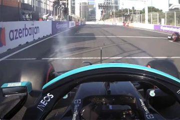 F1 News Baku