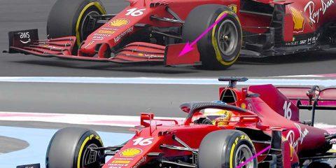F1 Tecnica Ferrari