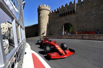 Ferrari F1 Baku