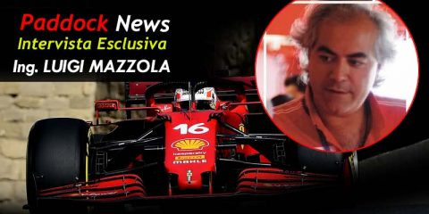 F1 Mazzola Ferrari