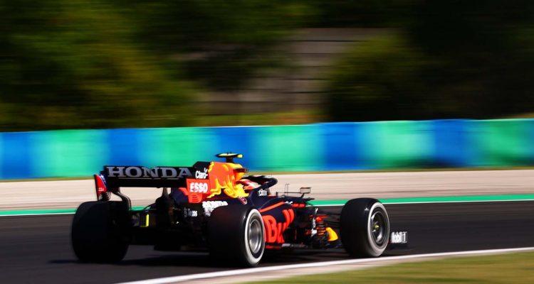 F1 Budapest Red Bull